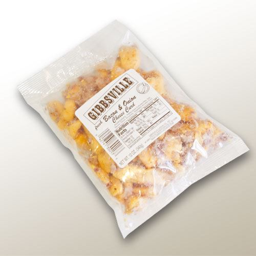 Gibbsville Bacon & Onion Cheese Curds
