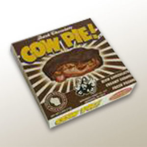 Dark Chocolate Cow Pie