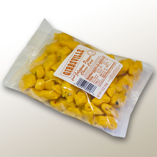 Gibbsville Jalapeno Pepper Cheese Curds