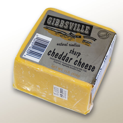 Gibbsville Sharp Cheddar Cheese
