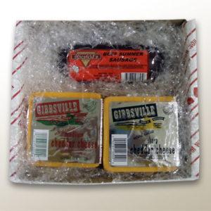Gibbsville Trio Cheese Gift Box