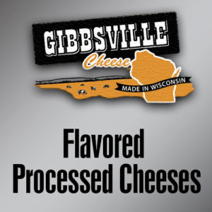 Flavored Processed Cheese